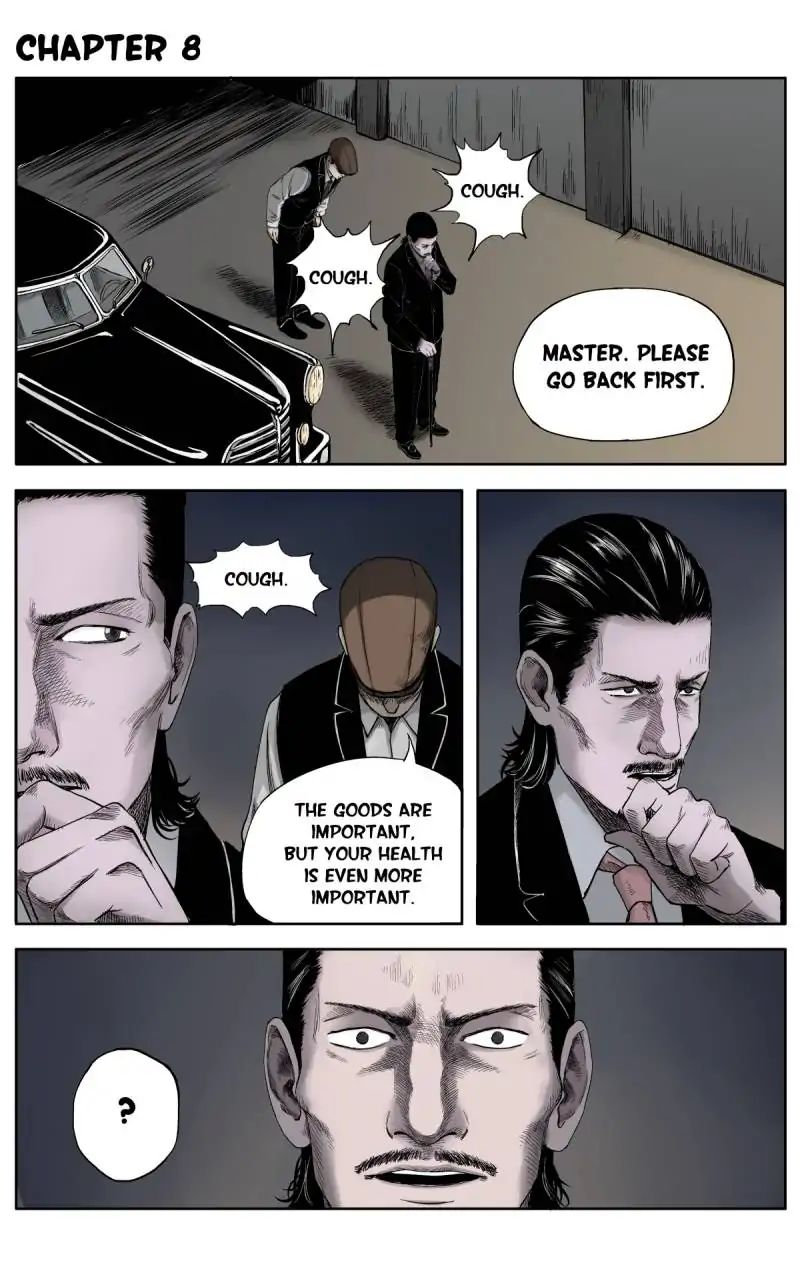 Tales of Supernatural Houses - chapter 8 - #1