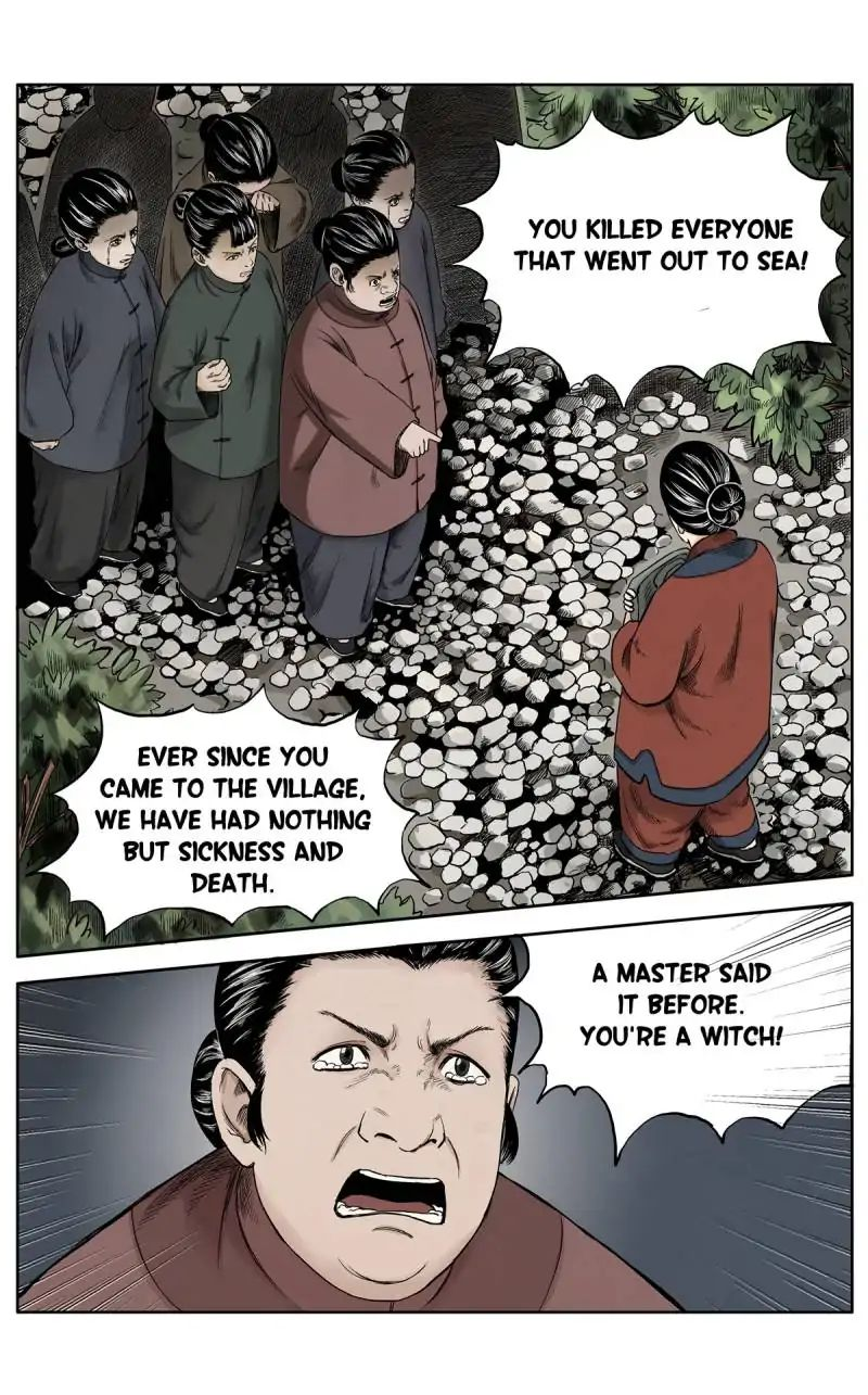 Tales of Supernatural Houses - chapter 9 - #2