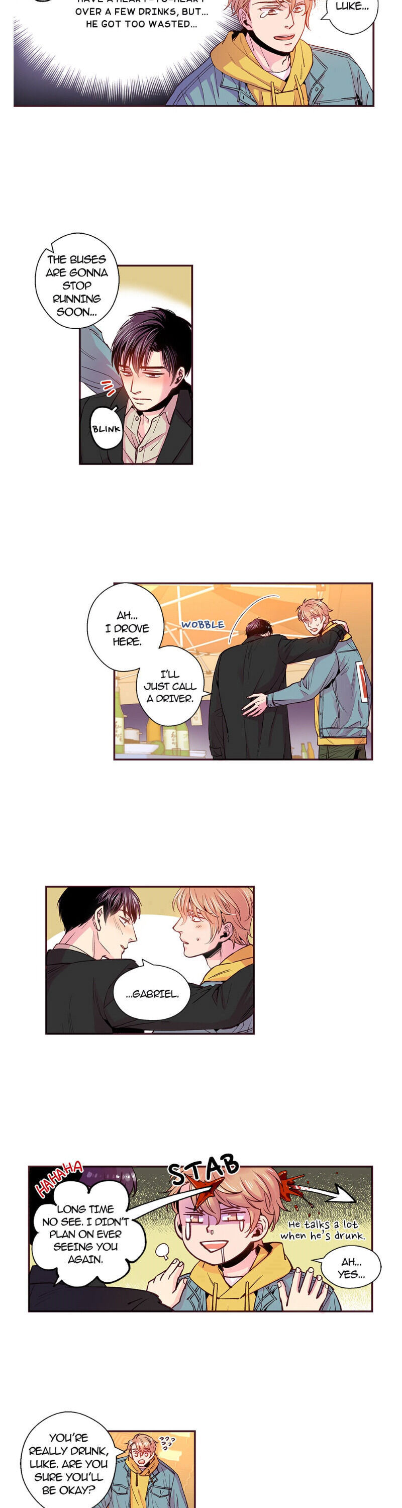 Talk To Me Tenderly - chapter 35 - #3