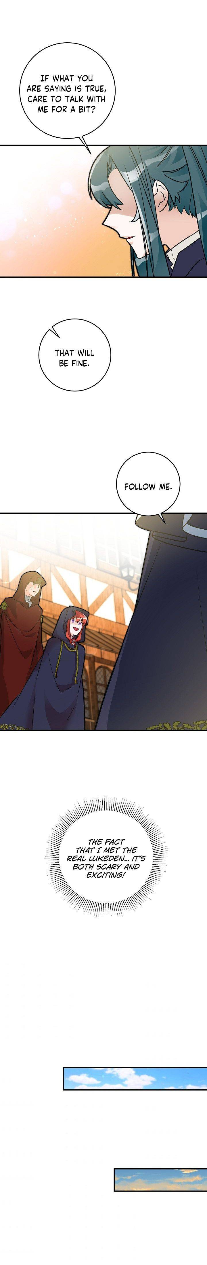 The Lady Tames the Swordmaster - chapter 10 - #2