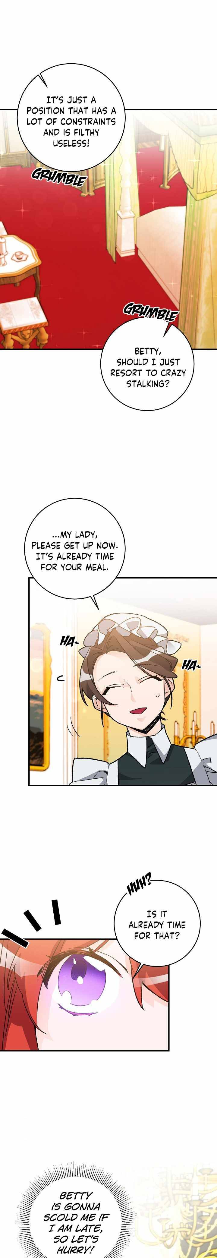 The Lady Tames the Swordmaster - chapter 11 - #2