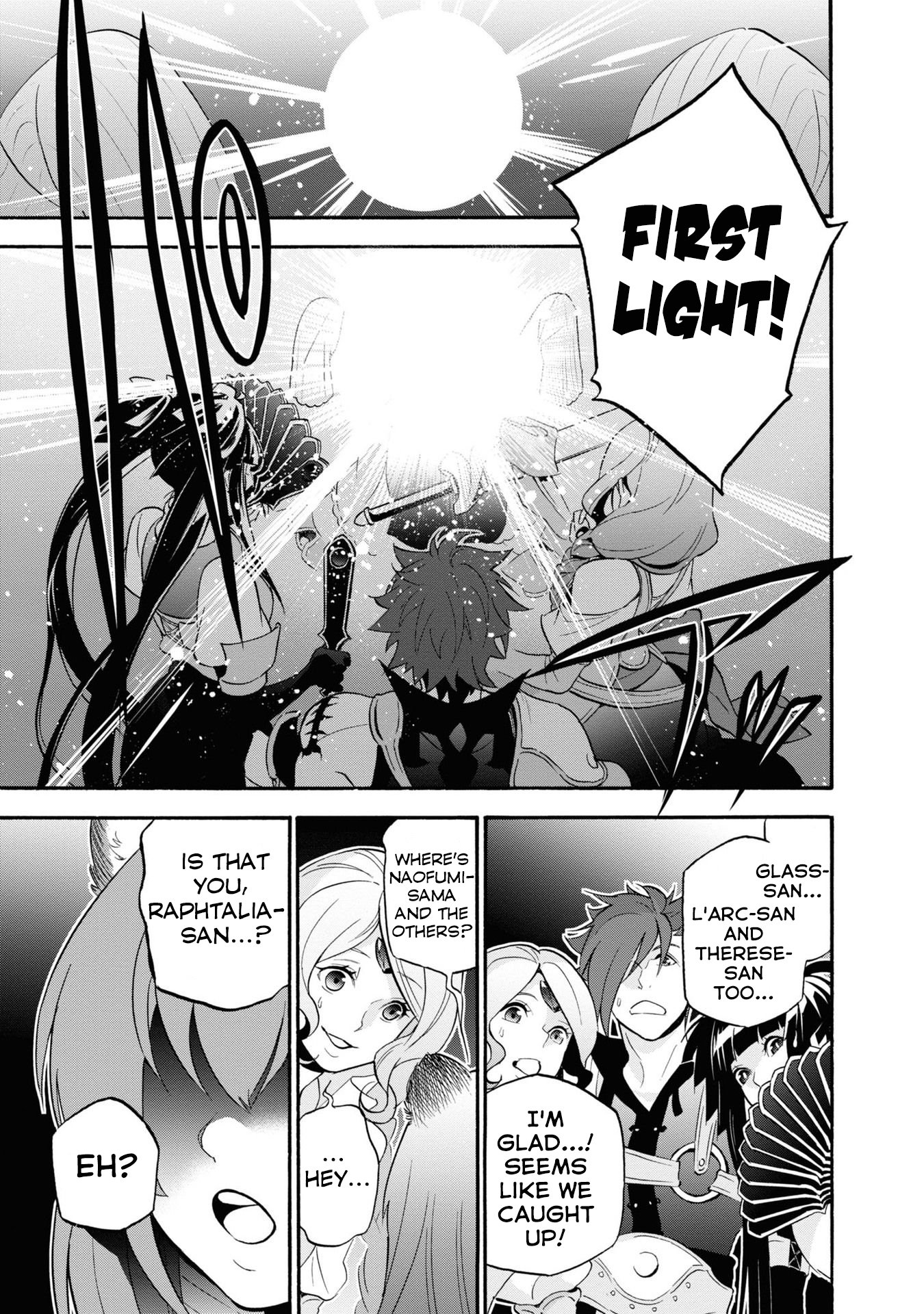 The Rising of the Shield Hero - chapter 66 - #8