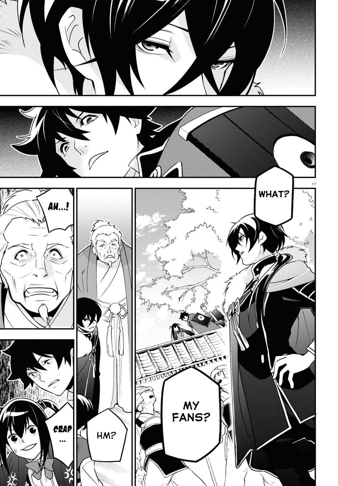 The Rising of the Shield Hero - chapter 68 - #18
