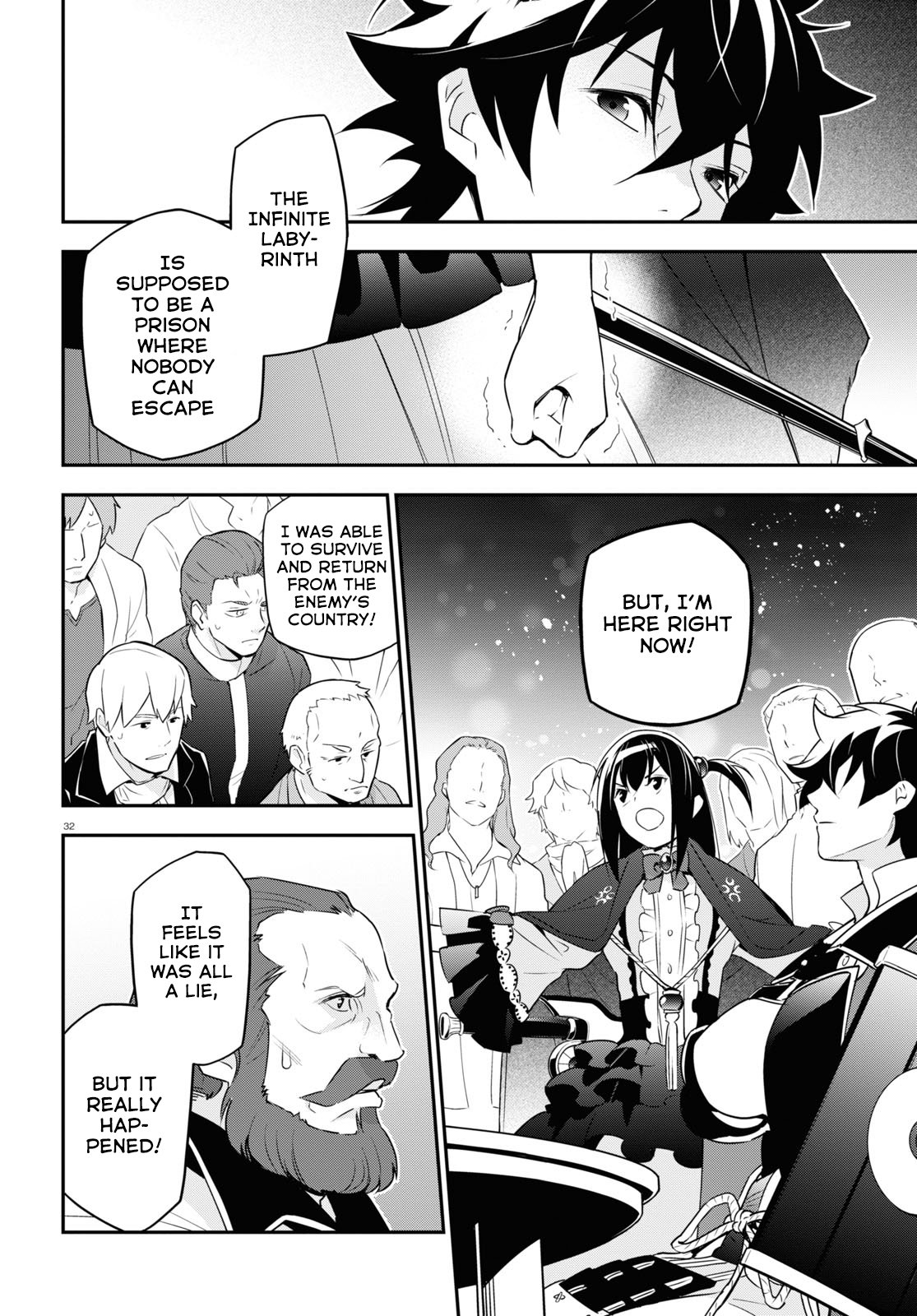 The Rising of the Shield Hero - chapter 69 - #33