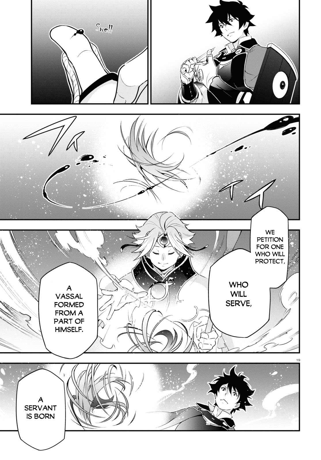 The Rising of the Shield Hero - chapter 70 - #22