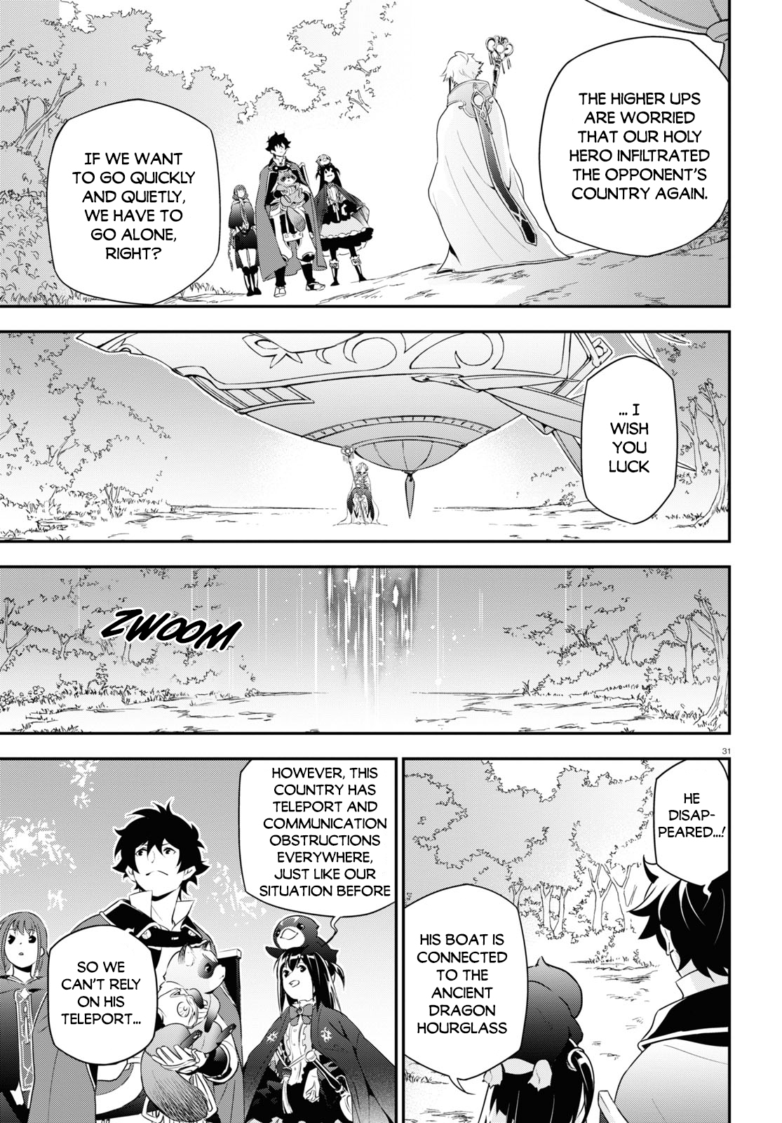 The Rising of the Shield Hero - chapter 70 - #34