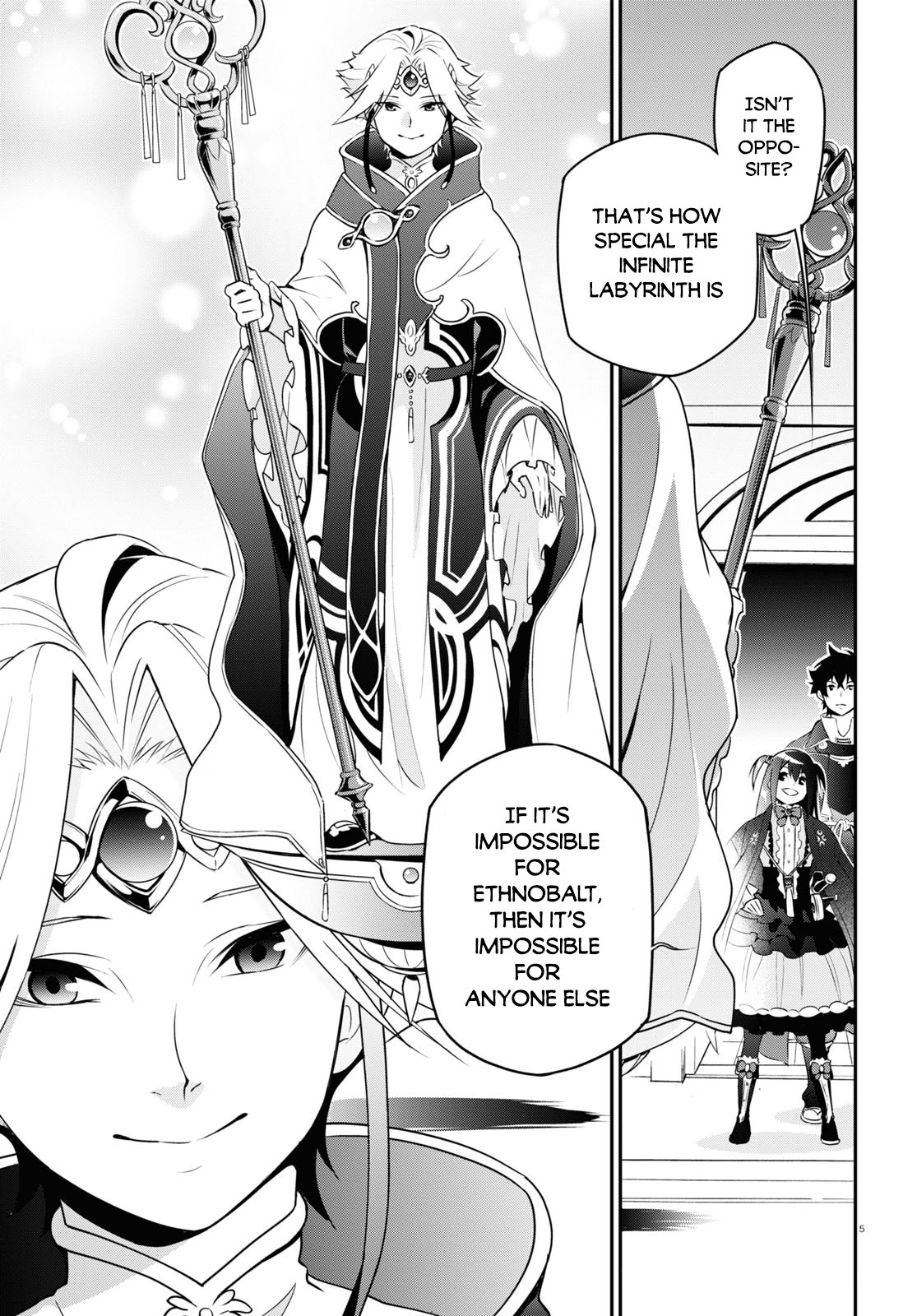 The Rising of the Shield Hero - chapter 70 - #8