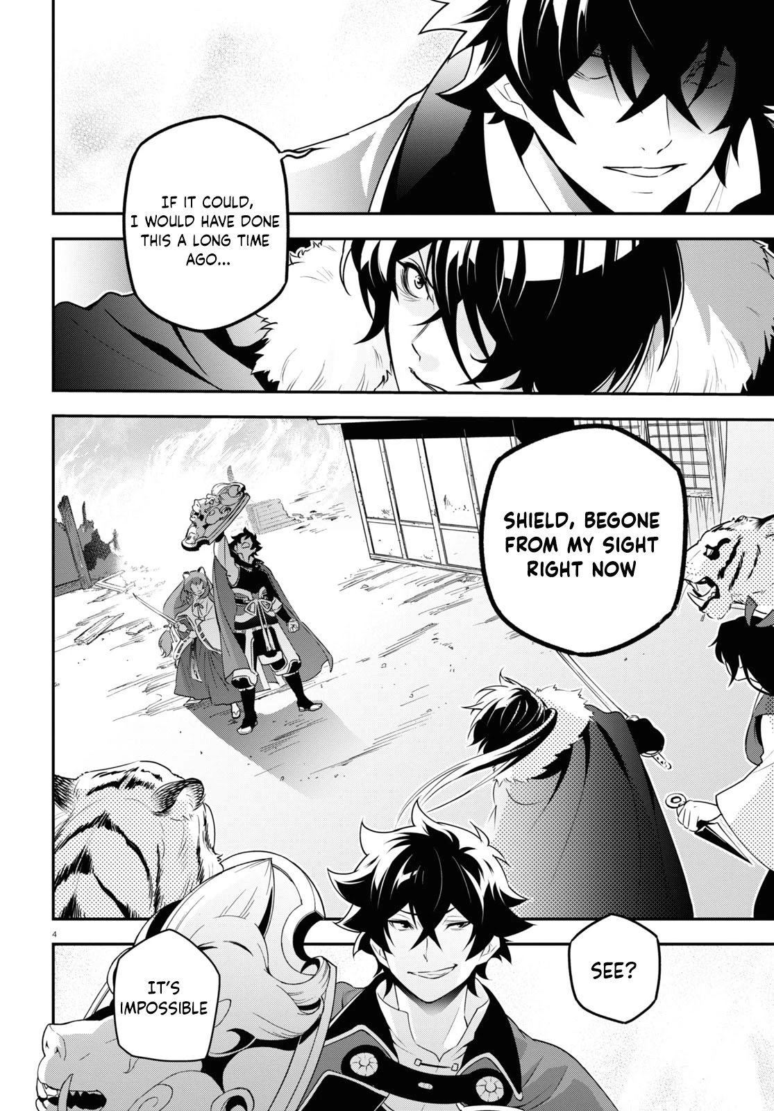 The Rising of the Shield Hero - chapter 75 - #8