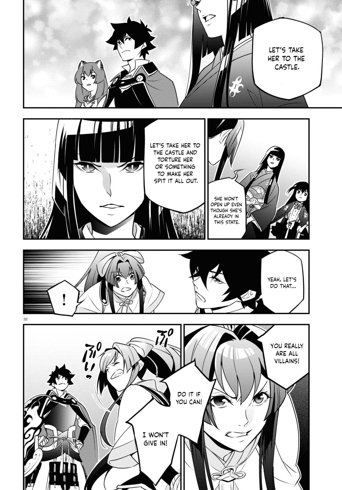 The Rising of the Shield Hero - chapter 78 - #32