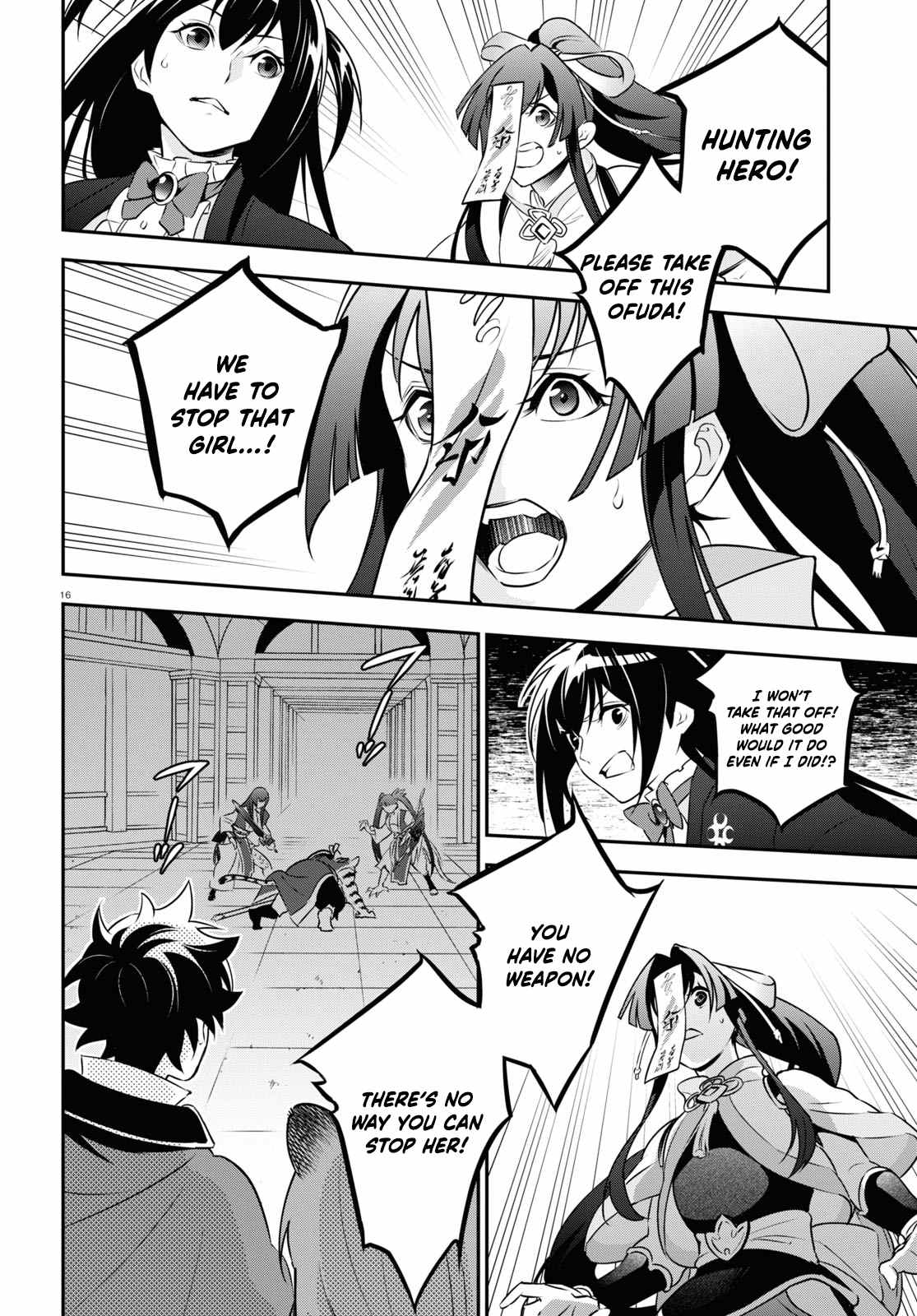 The Rising of the Shield Hero - chapter 80 - #16