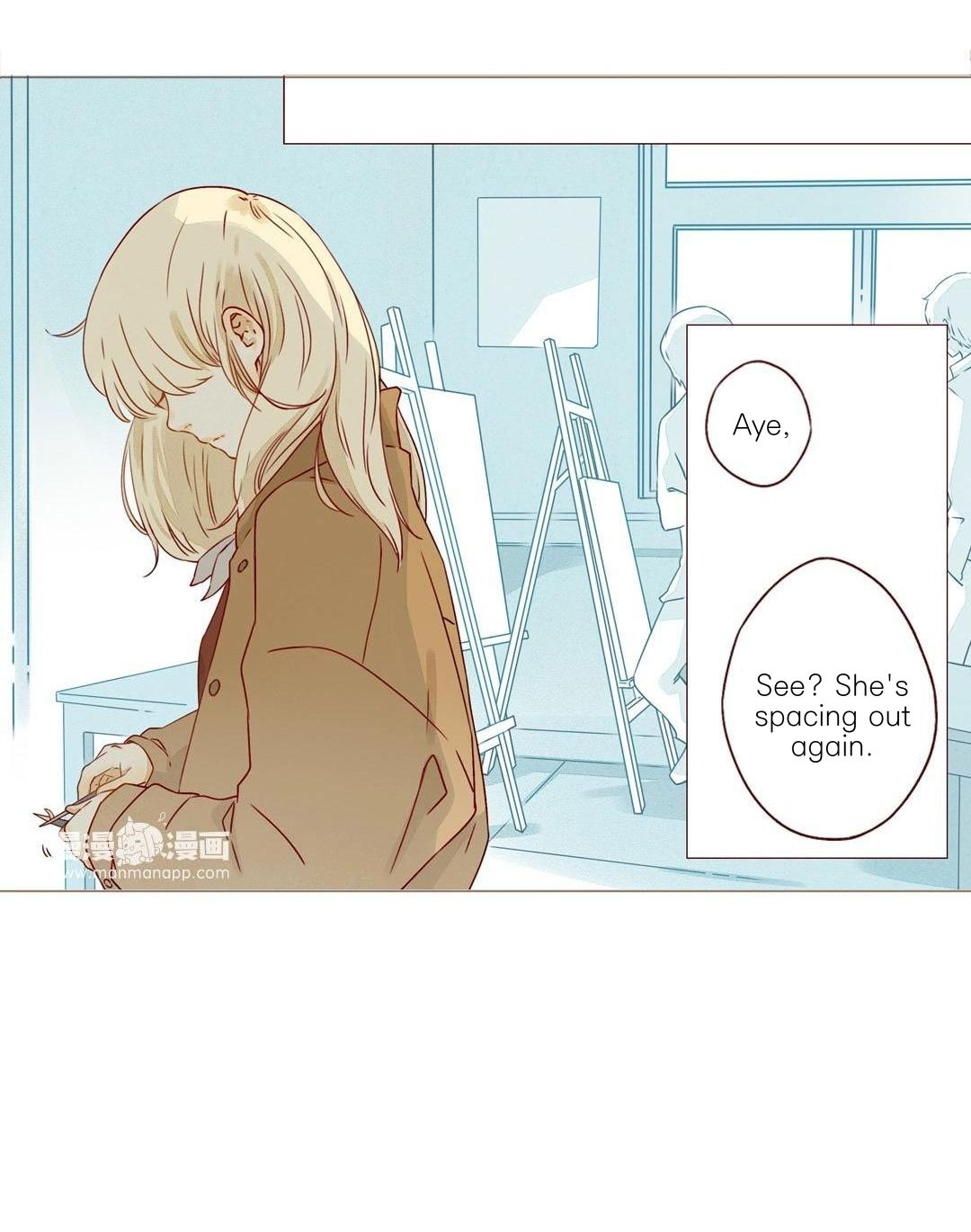 That Year, Under the Starry Sky - chapter 35 - #3