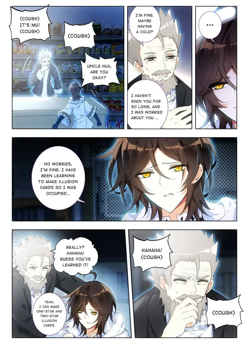 The Apostle of Cards - chapter 10 - #3