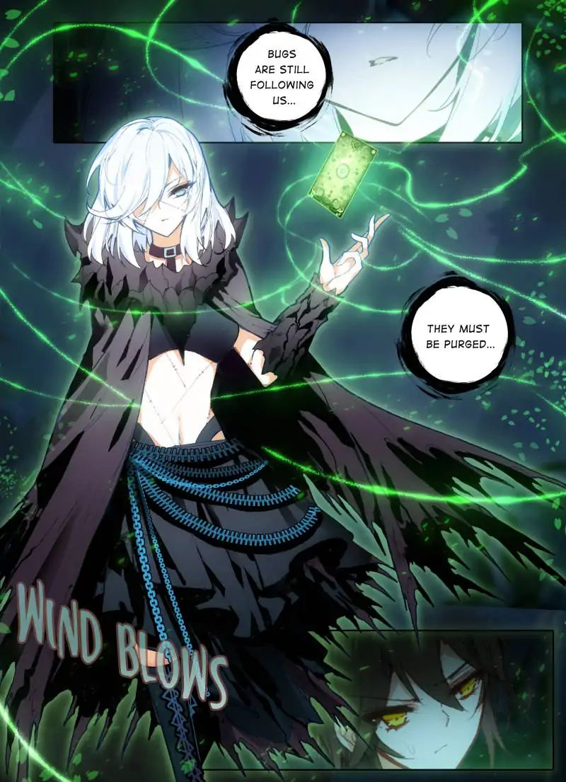 The Apostle of Cards - chapter 36 - #1