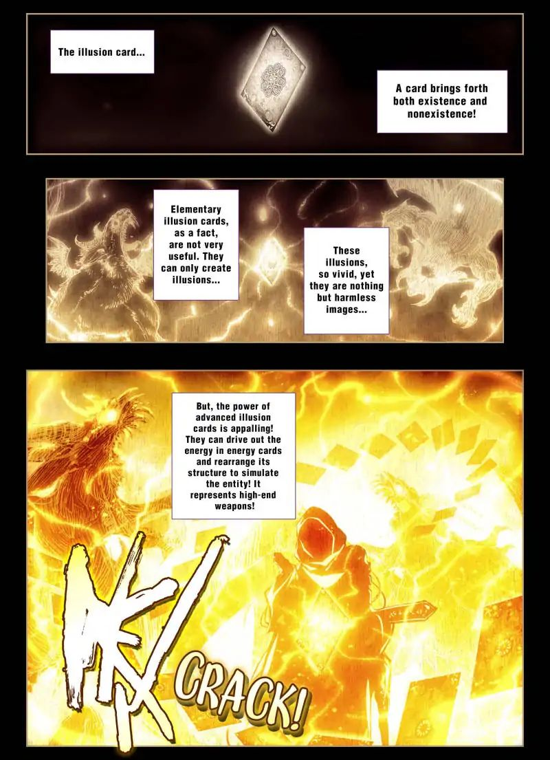 The Apostle of Cards - chapter 6 - #3