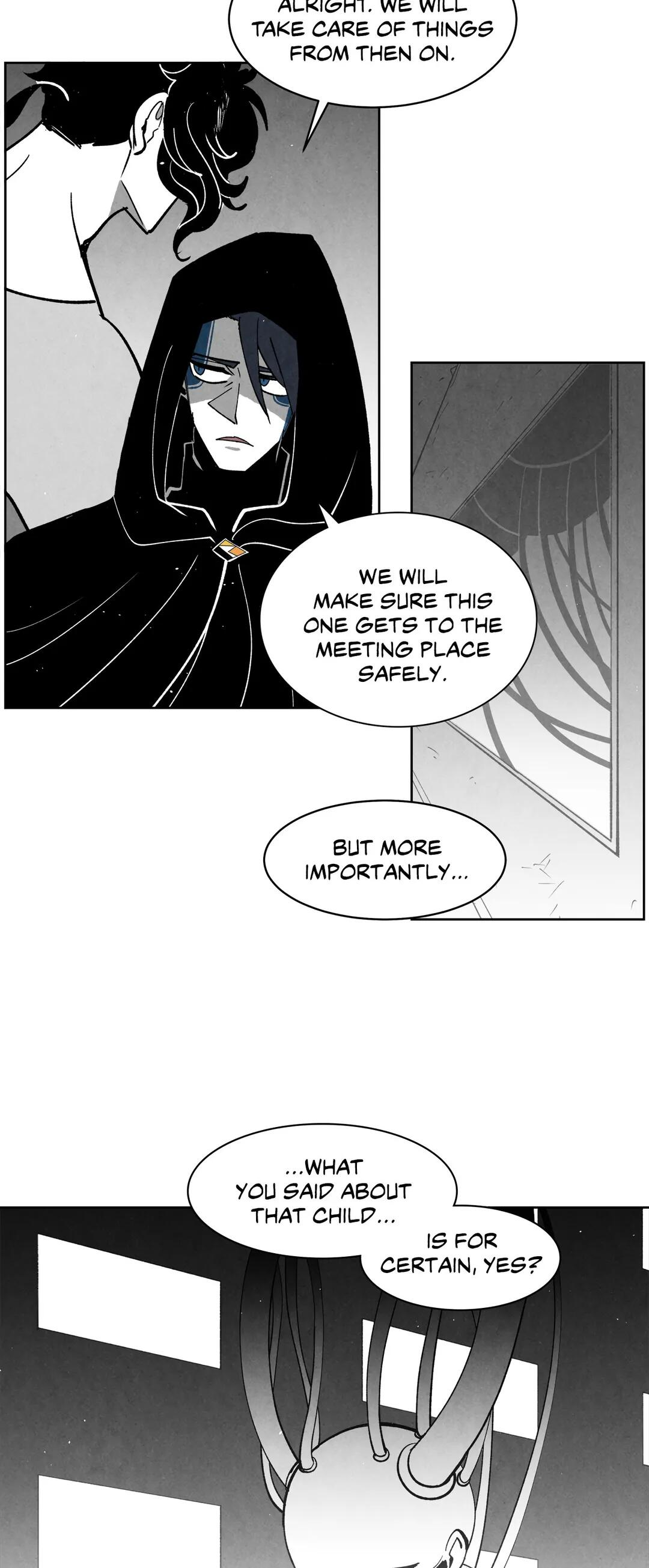 The Ashen Snowfield - chapter 70 - #2