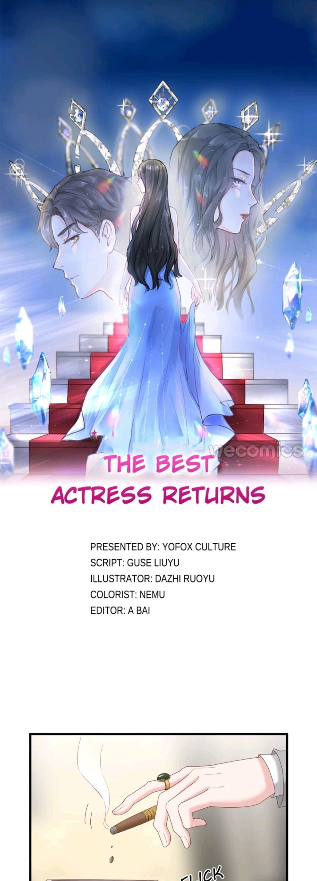 The Best Actress Returns - chapter 38 - #1
