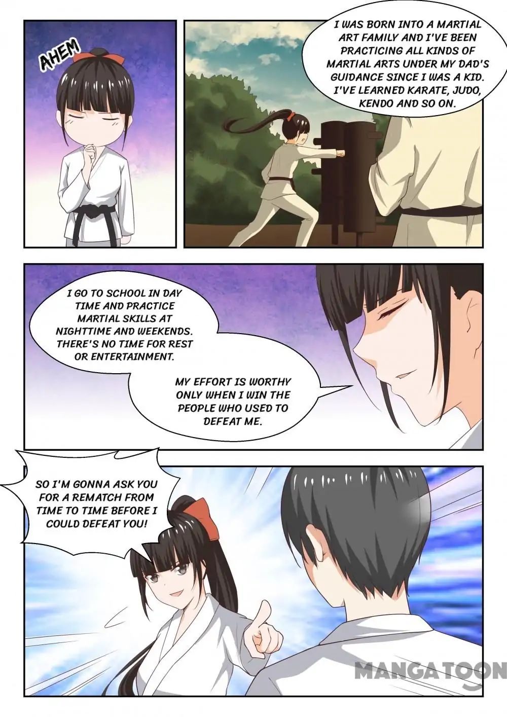 The Boy in The All-Girls School - chapter 215 - #2