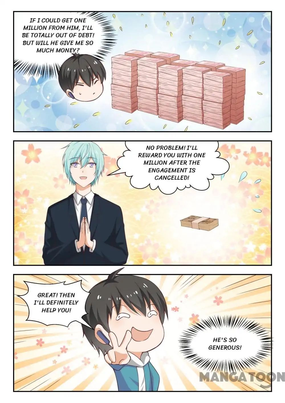 The Boy in the All-Girls School - chapter 221 - #2