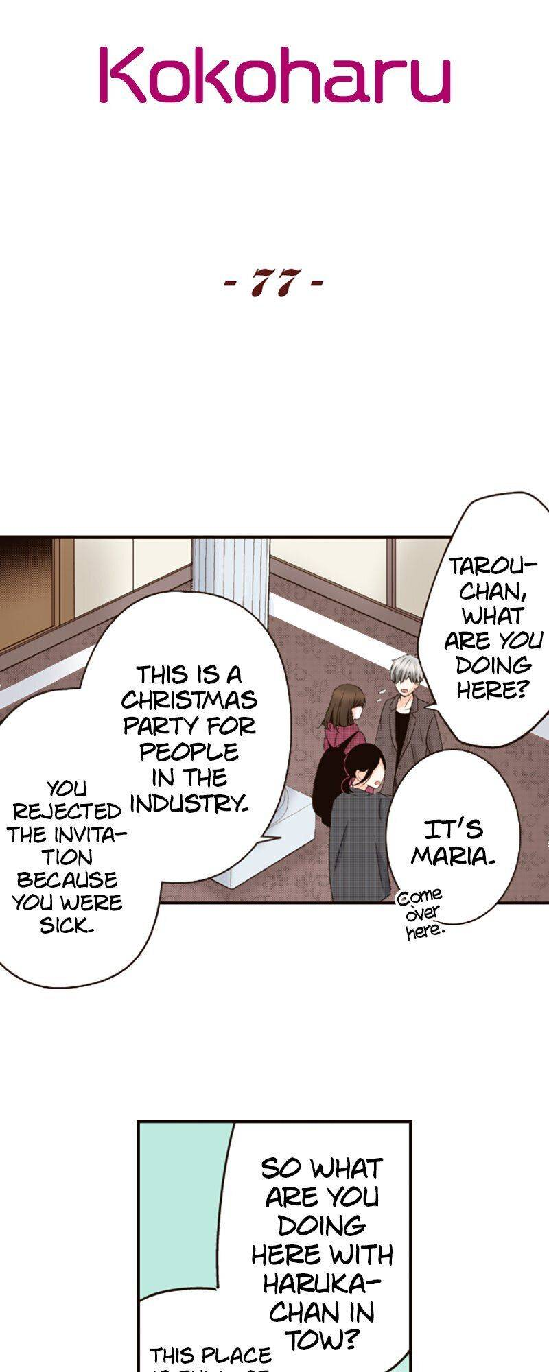 The Boy Out Of My Reach - chapter 77 - #3
