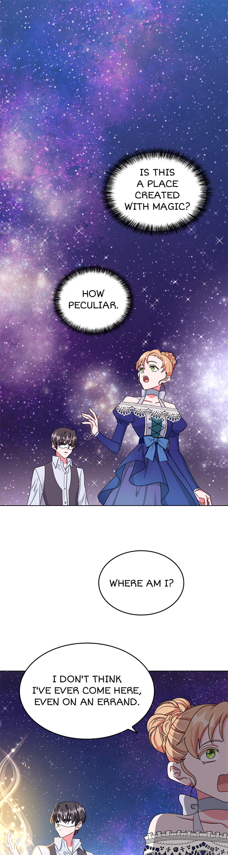 The Crown Princess Audition - chapter 26 - #1