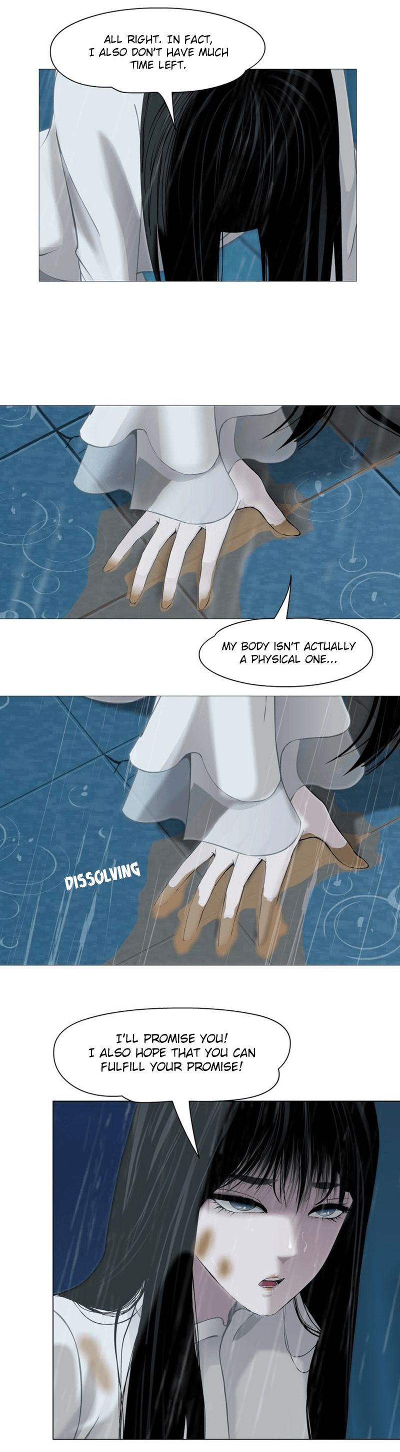 The Cursed Sculpture - chapter 69 - #1