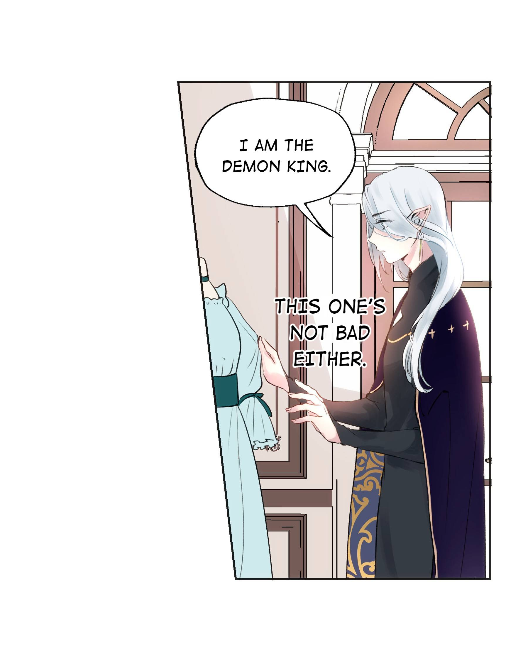 The Demon King Wants To Be Friends With Me - chapter 2 - #3