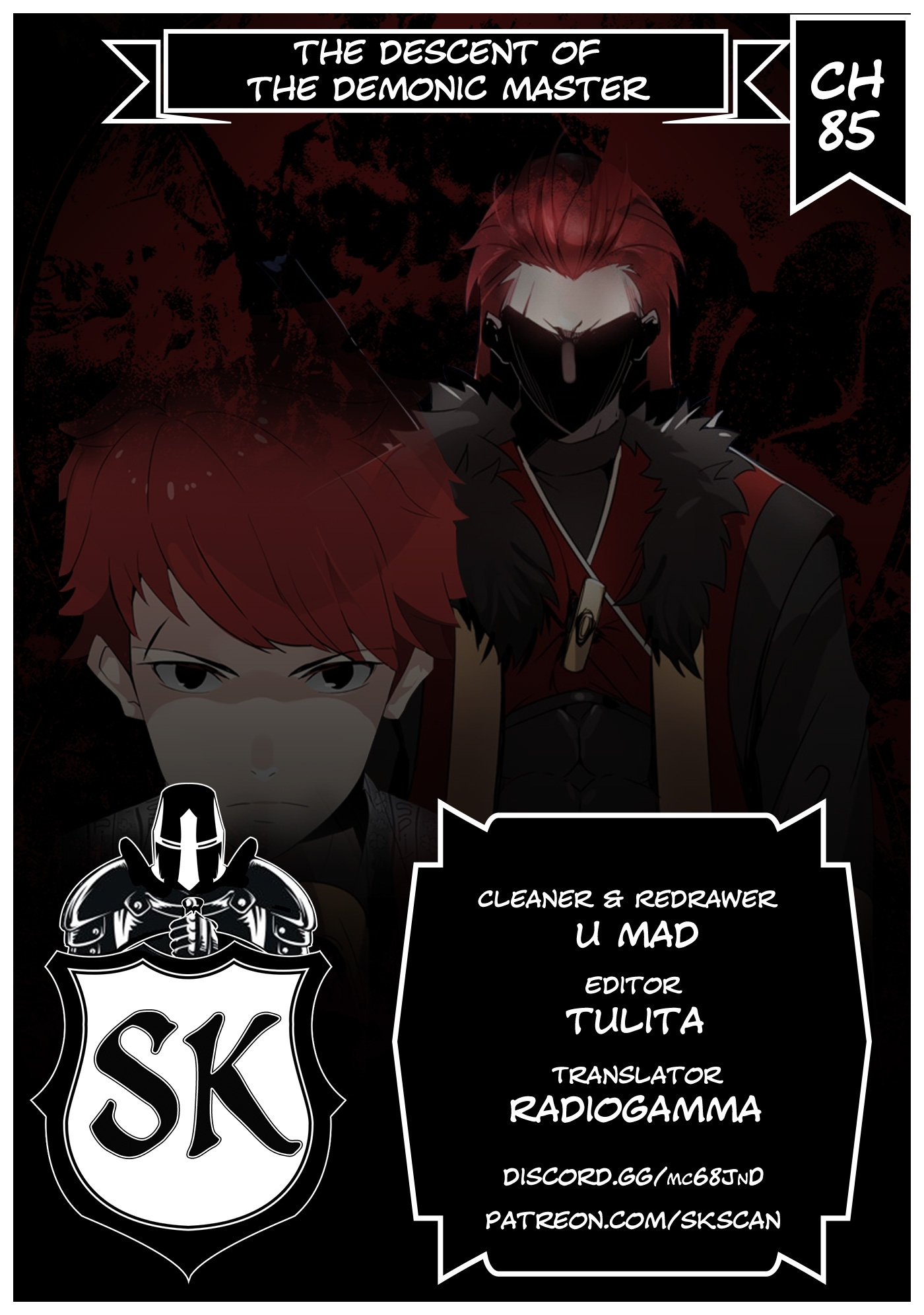 The Descent of the Demonic Master - chapter 85 - #1