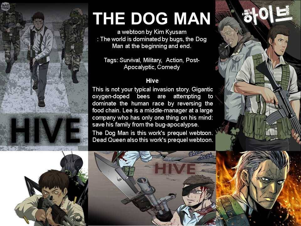 The Dog Man - chapter 2 - #1