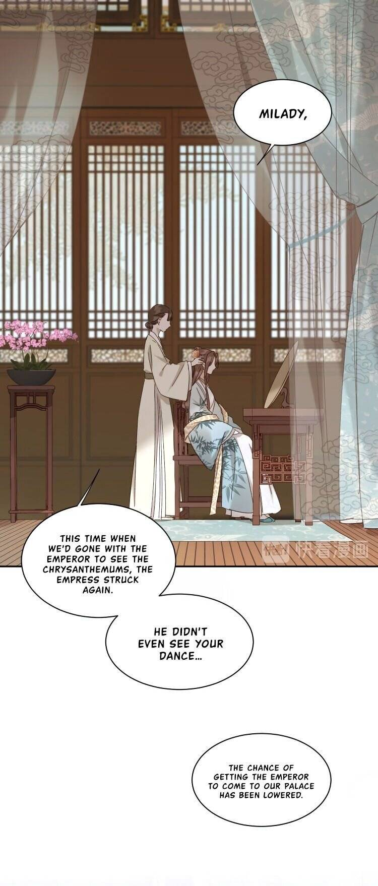 The Empress With No Virtue - chapter 13 - #3