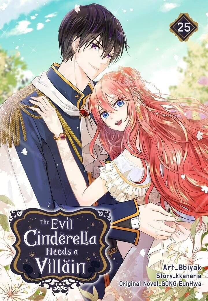 The Evil Cinderella Needs A Villain - chapter 25 - #1