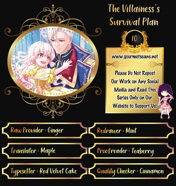 The Evil Witch'S Survival Plan - chapter 10 - #1