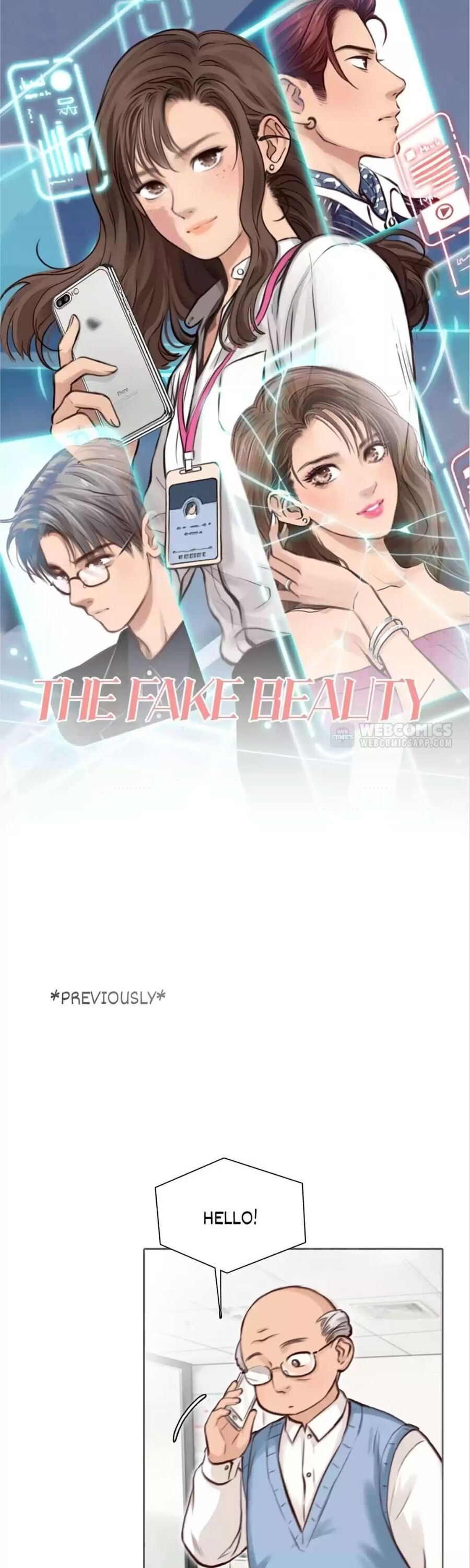 The Fake Beauty - chapter 72 - #2