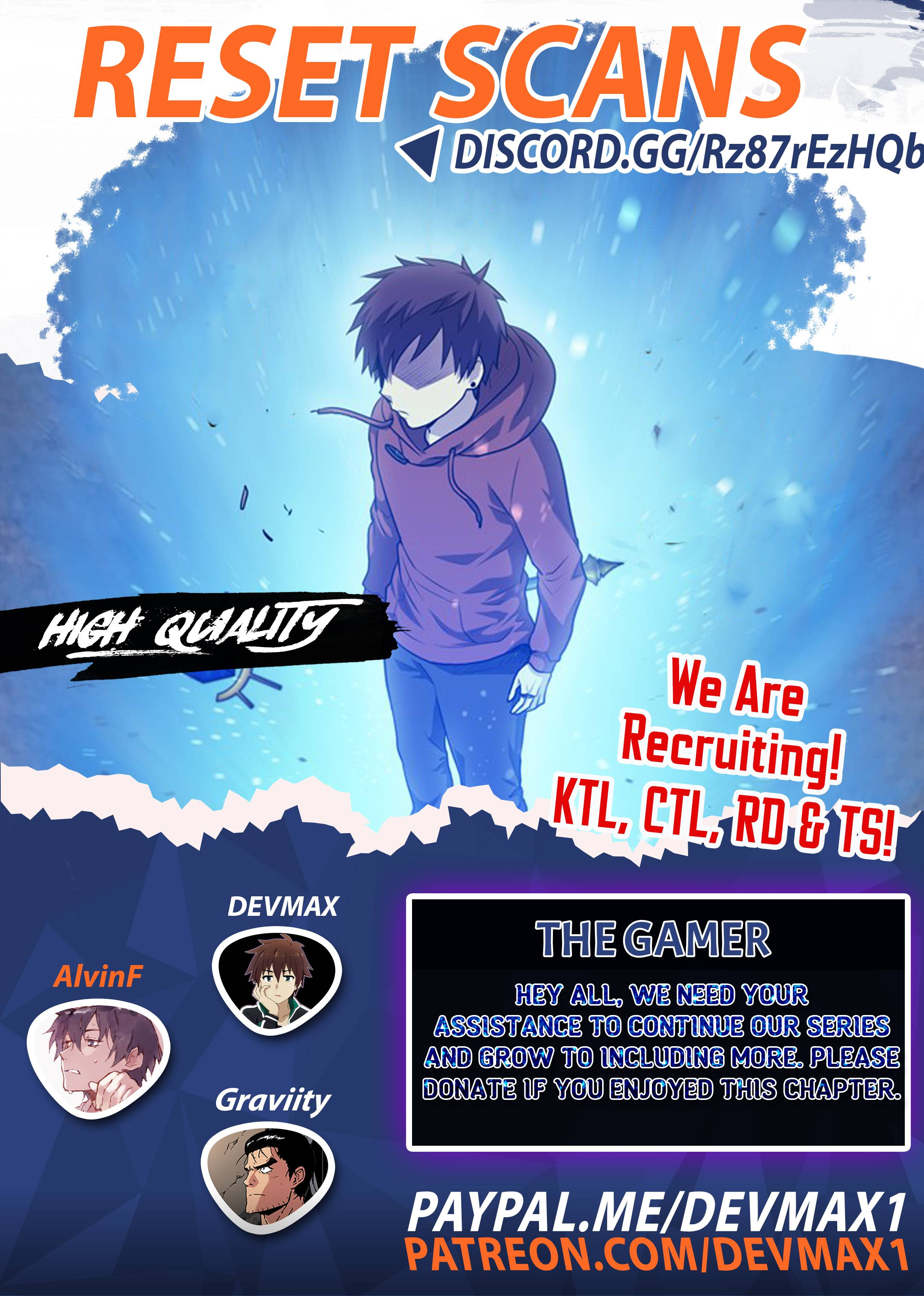 The Gamer - chapter 364 - #1