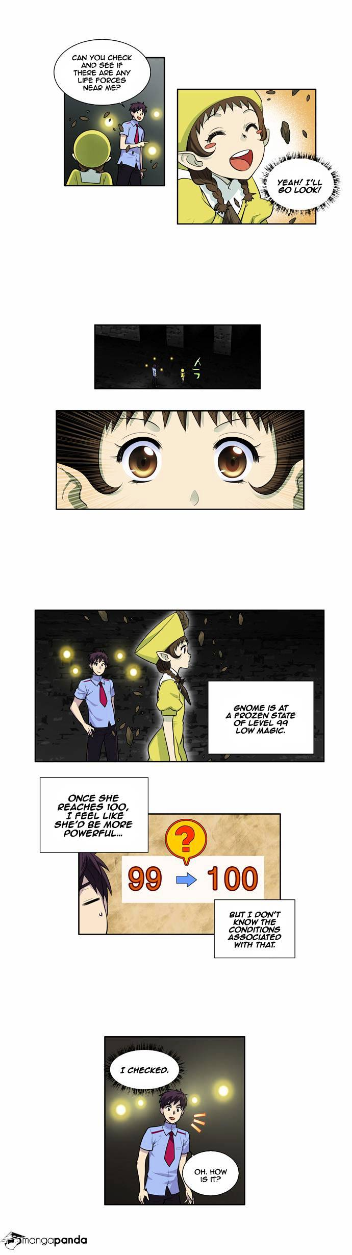 The Gamer - chapter 90 - #2