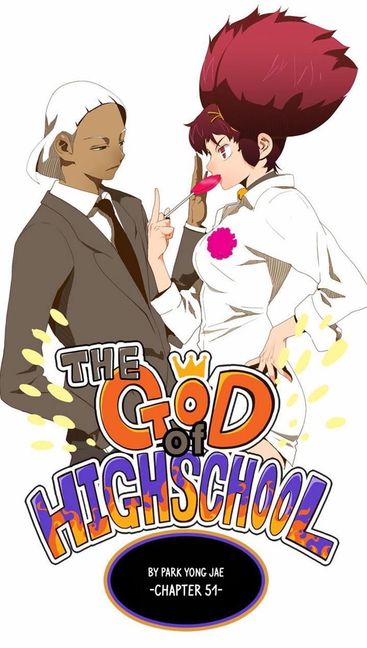 The God of High School - chapter 51 - #1