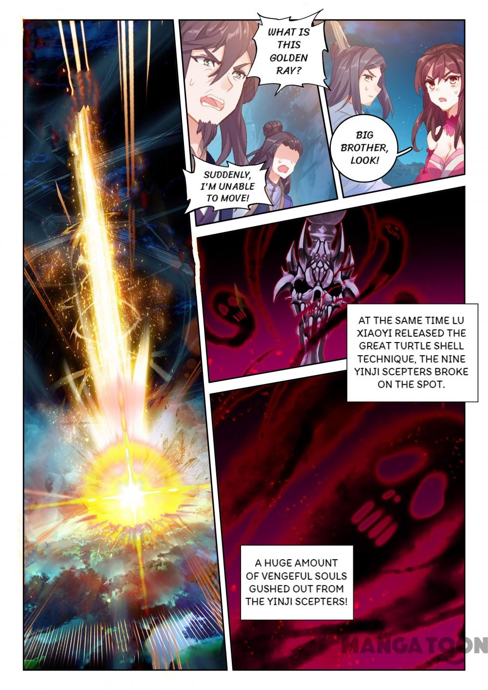 The Great Deity - chapter 92 - #2
