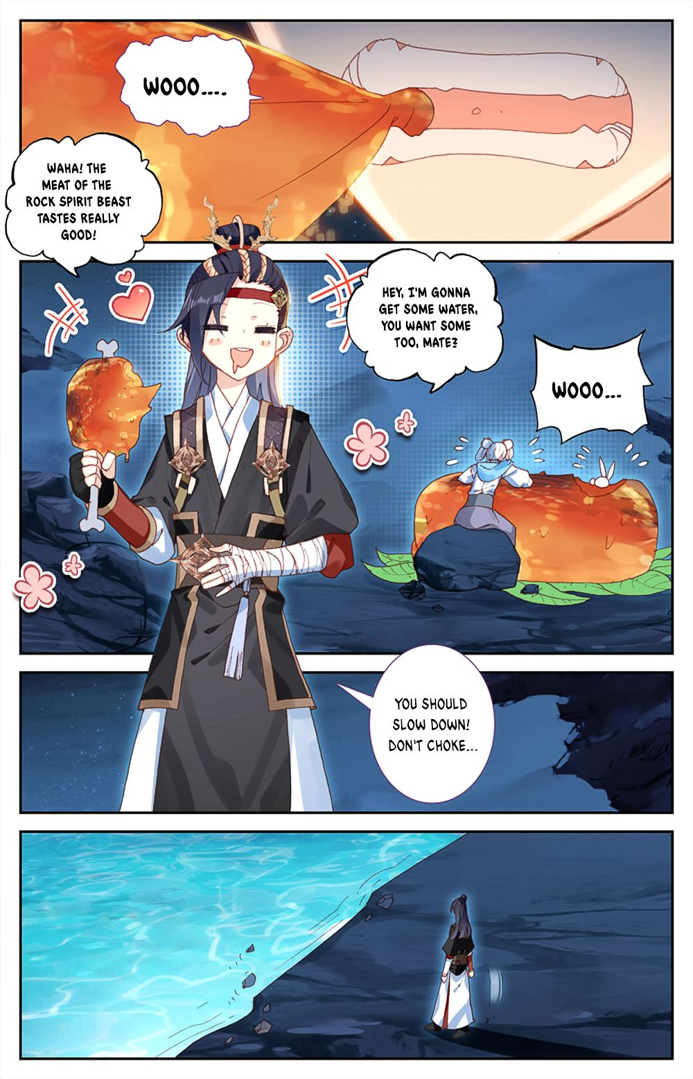 The Heaven's List - chapter 31.5 - #3