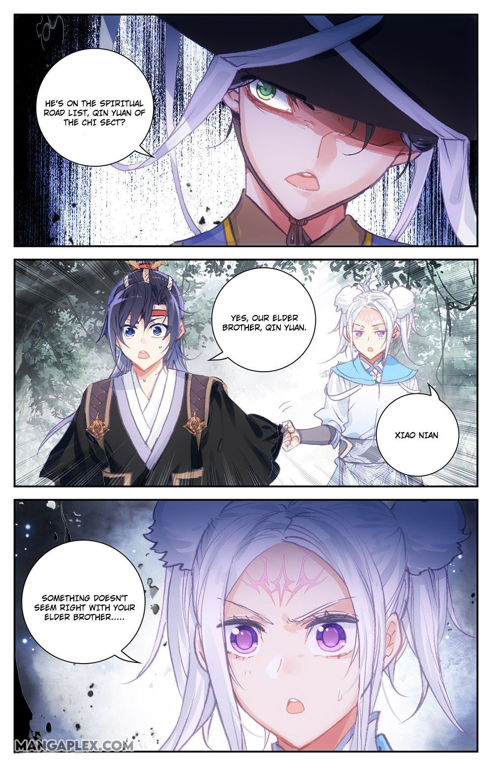 The Heaven's List - chapter 60.5 - #3