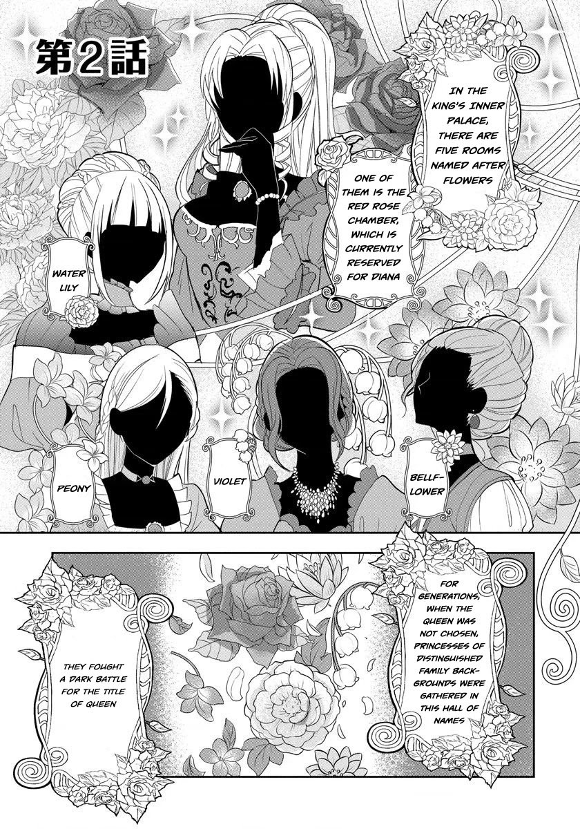 The Inner Palace Tale Of A Villainess Noble Girl - chapter 2 - #1