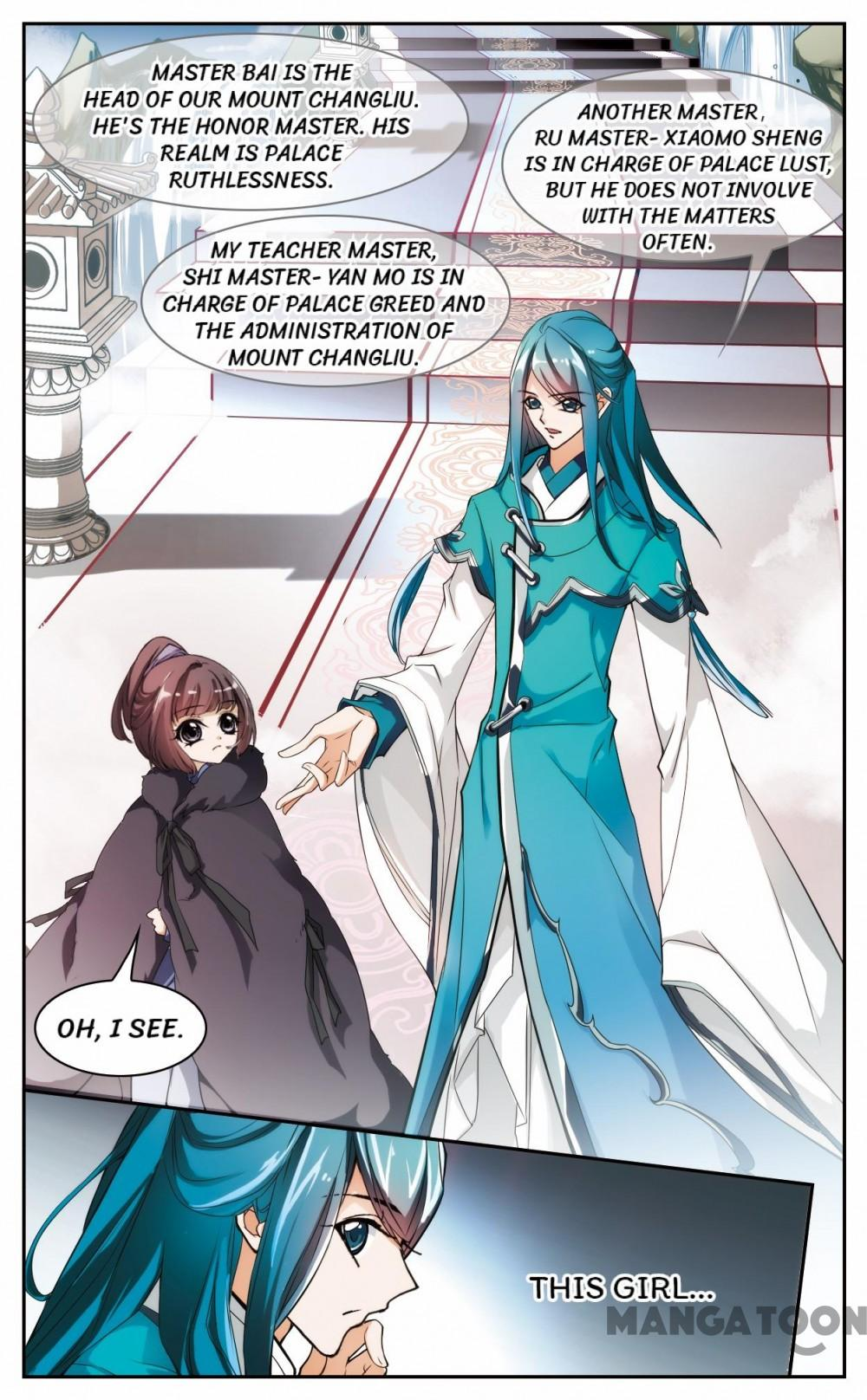 The Journey of Flower - chapter 24 - #3