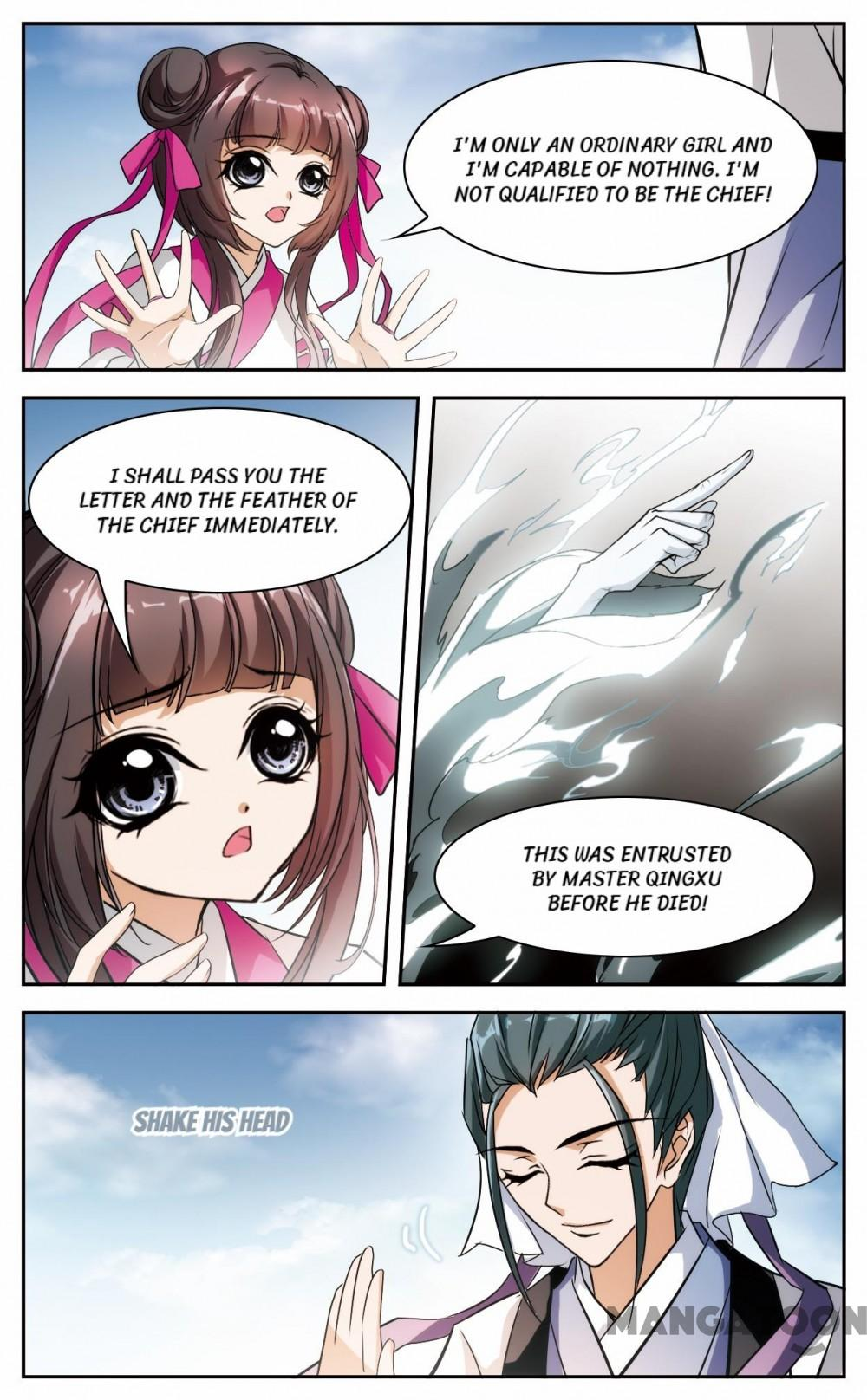 The Journey of Flower - chapter 37 - #3