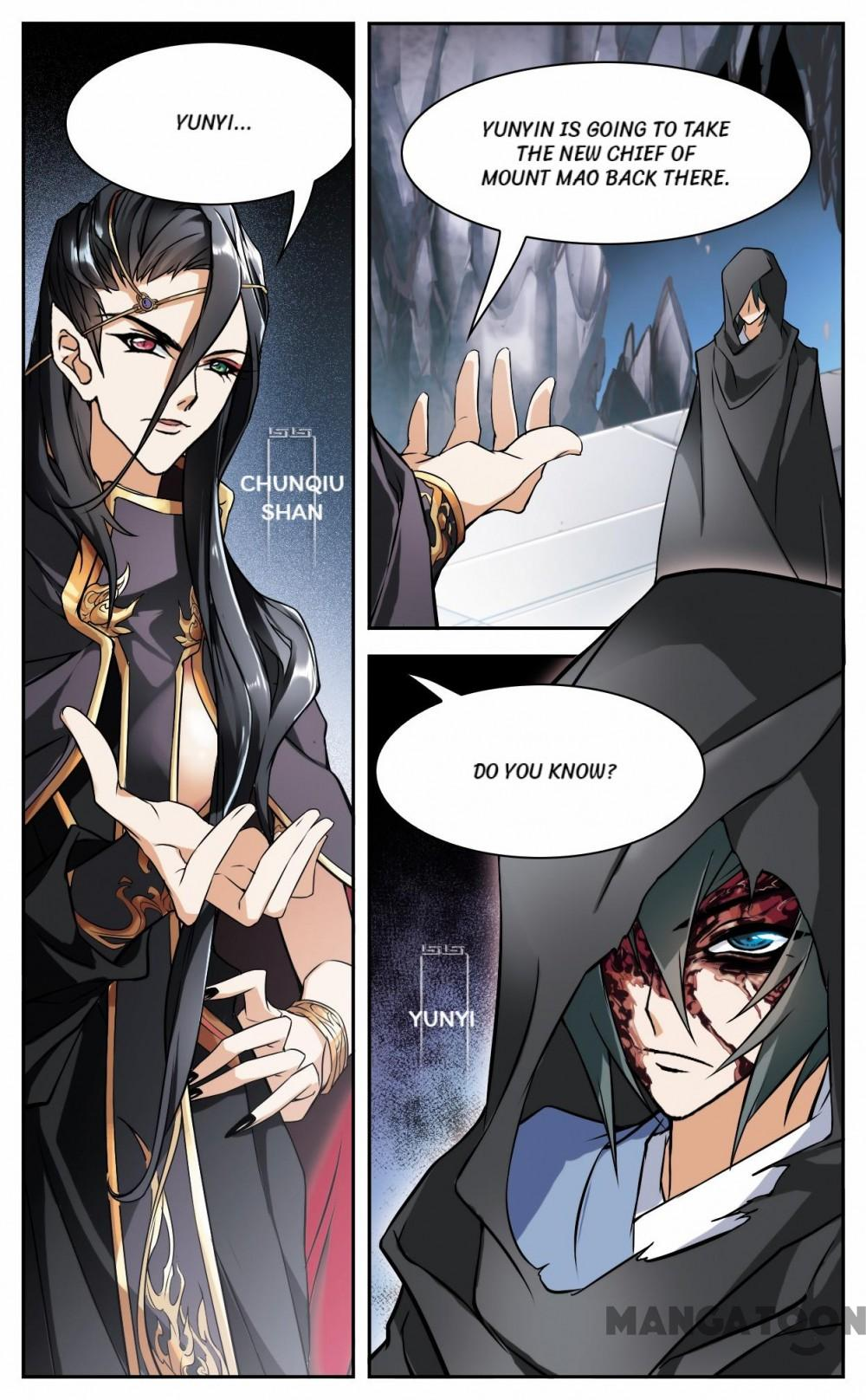 The Journey of Flower - chapter 40 - #2