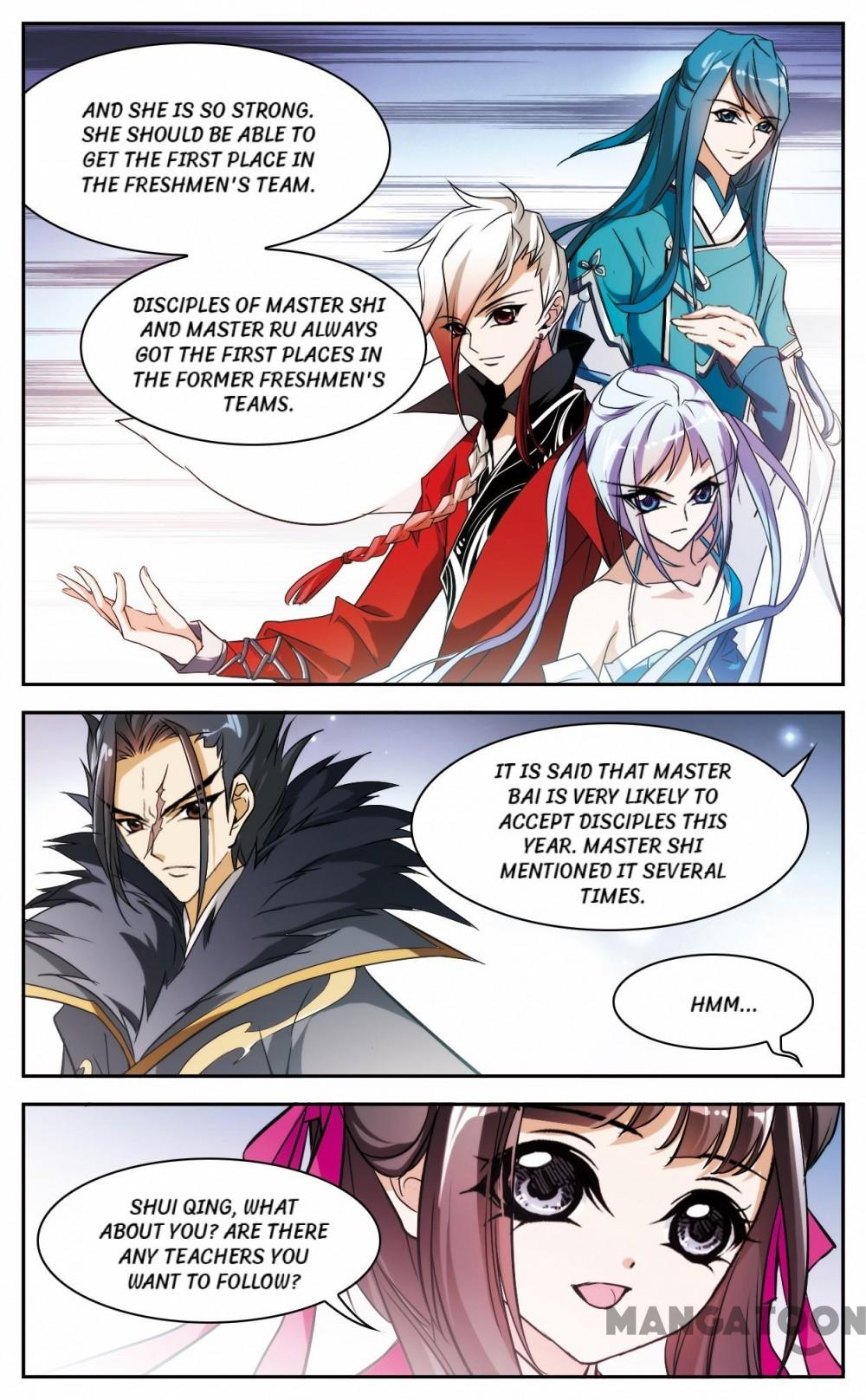 The Journey of Flower - chapter 51 - #3