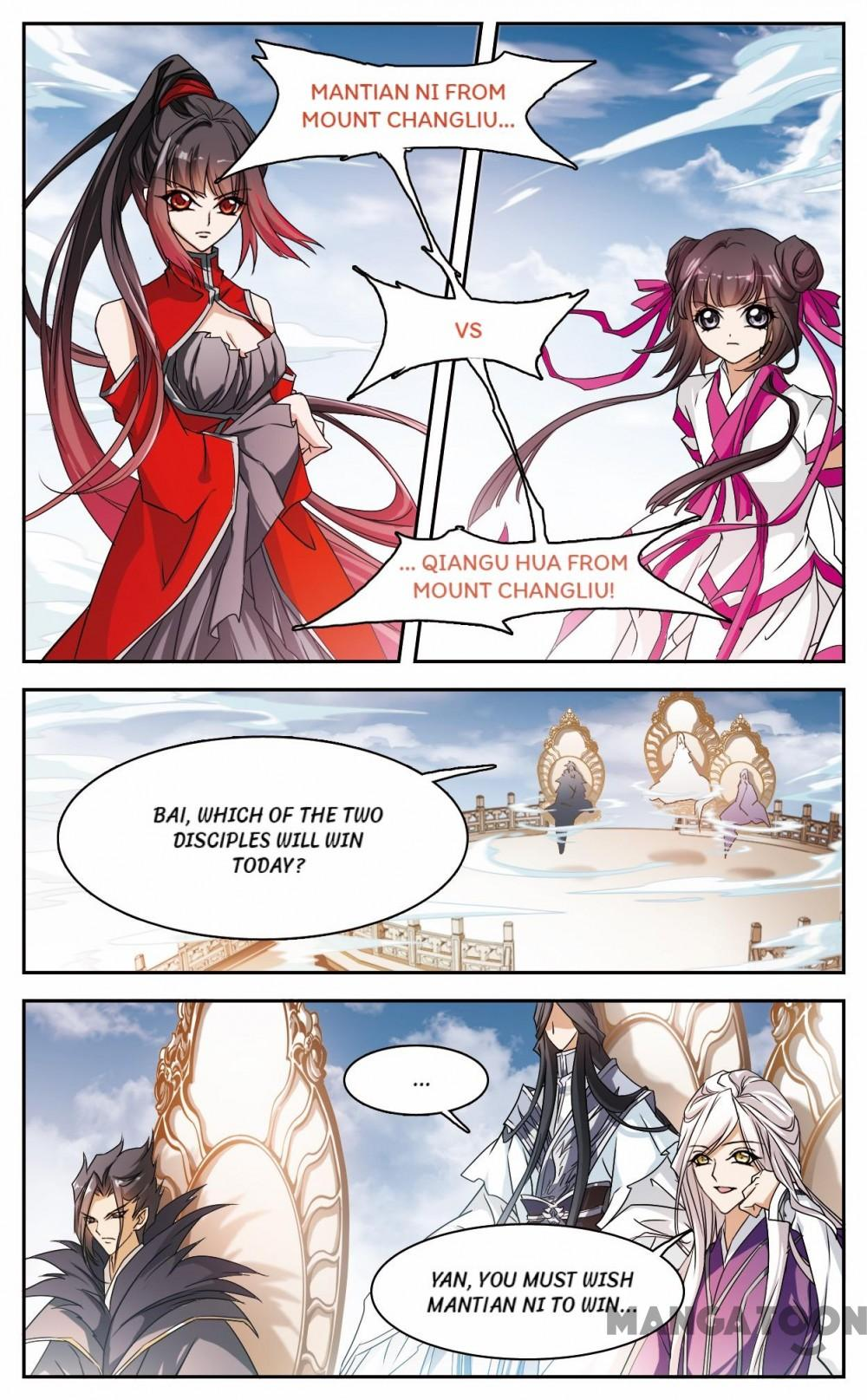 The Journey of Flower - chapter 53 - #3