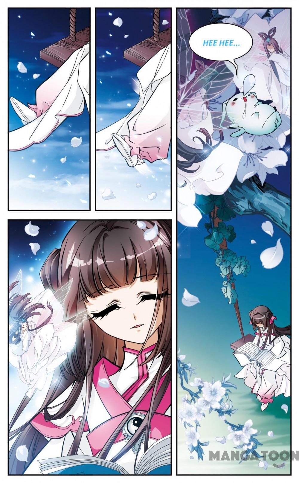 The Journey of Flower - chapter 65 - #1