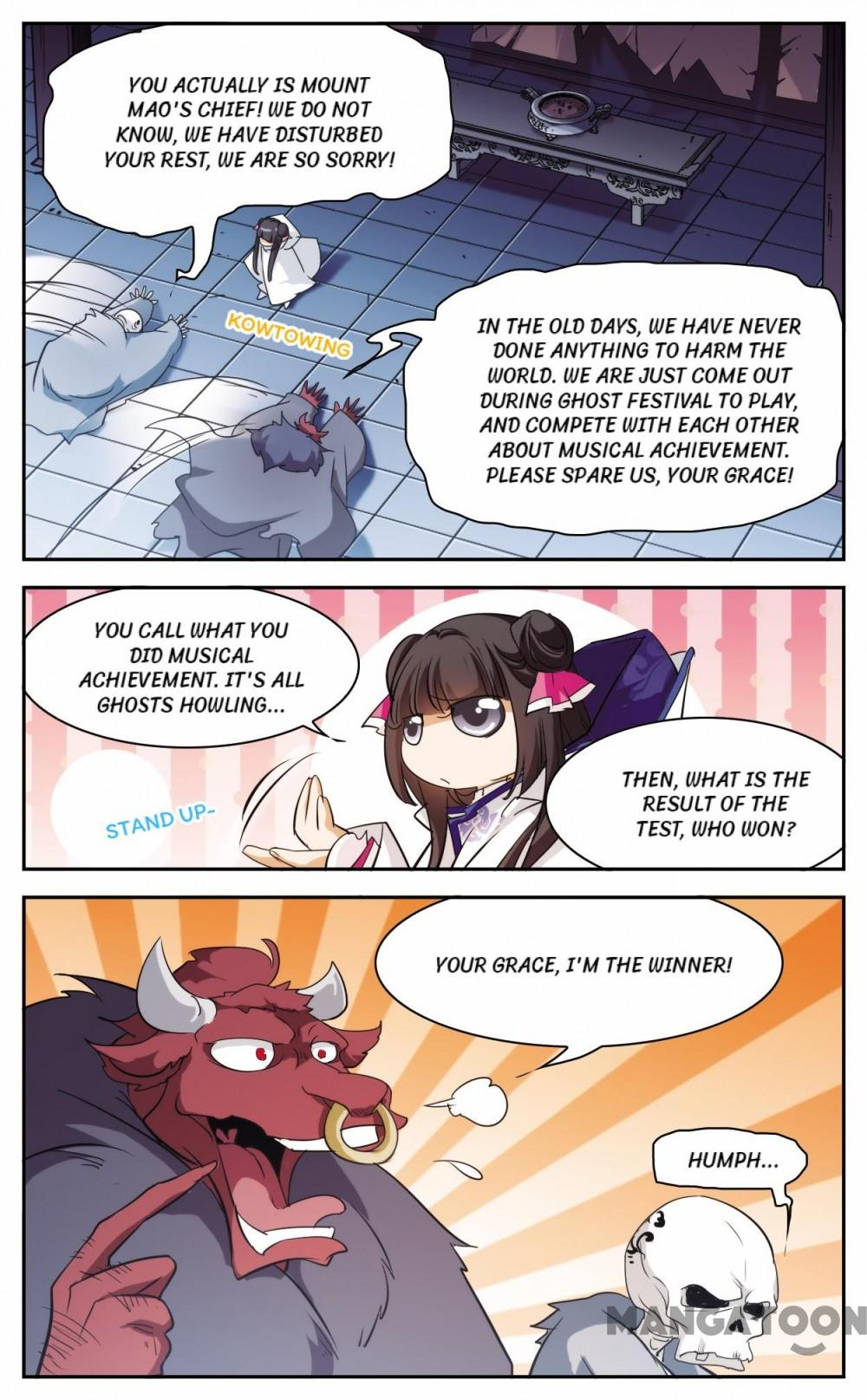 The Journey of Flower - chapter 78 - #3