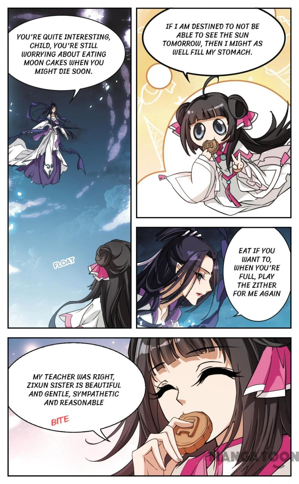The Journey of Flower - chapter 91 - #2