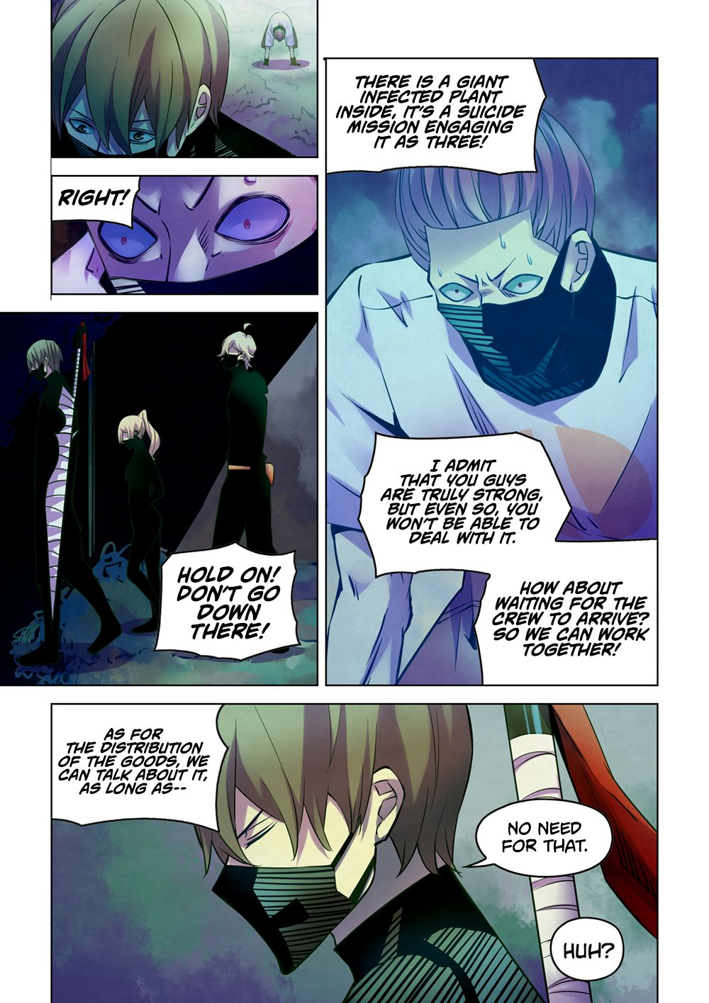 The Last Human - chapter 206 - #2