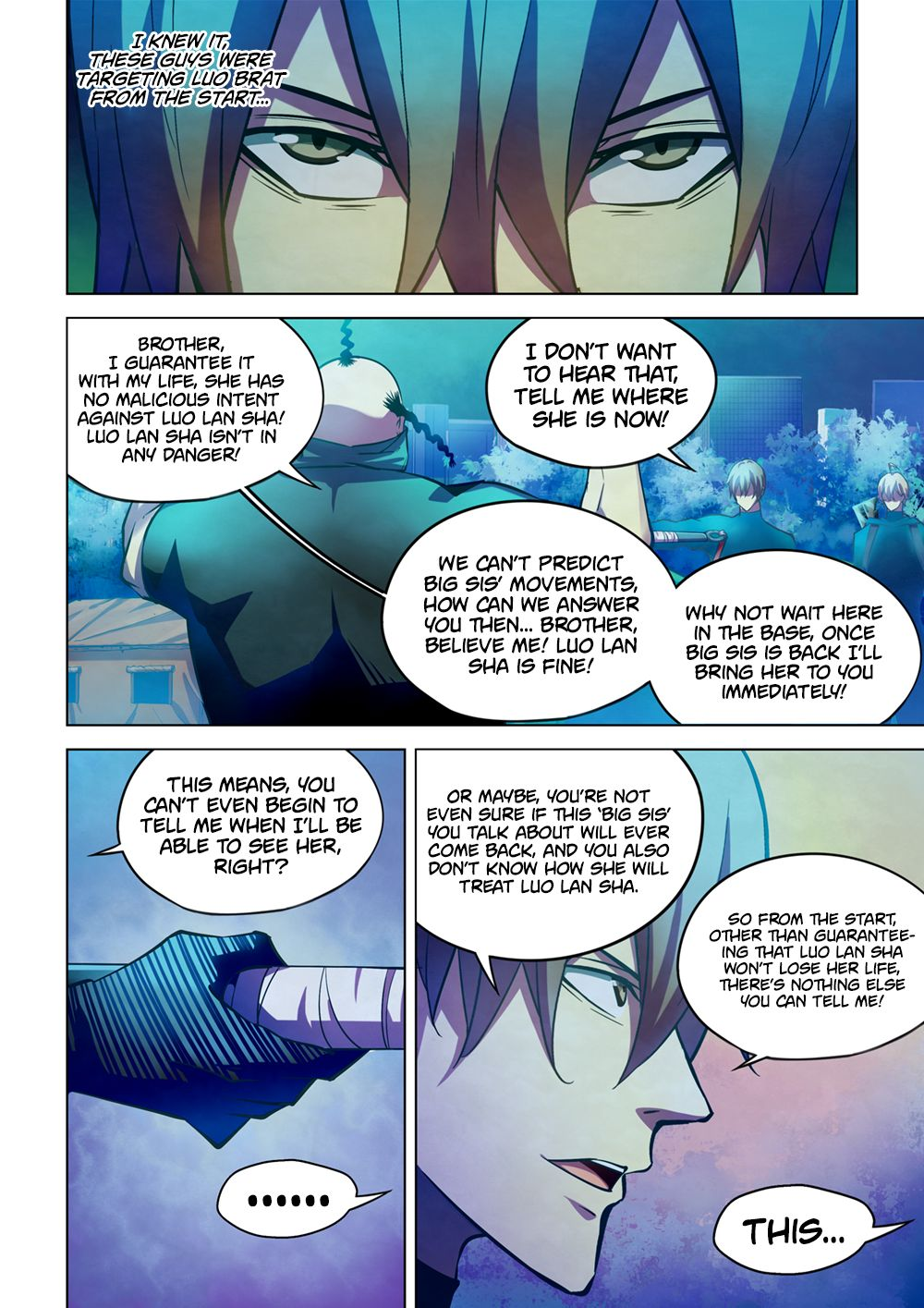 The Last Human - chapter 222 - #3