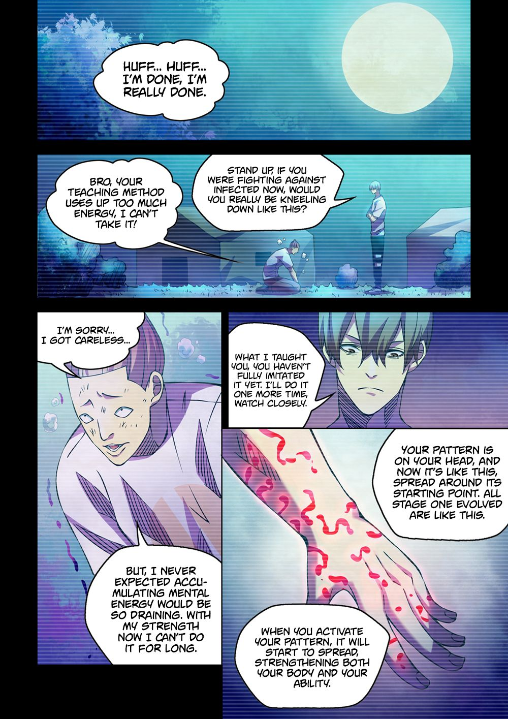 The Last Human - chapter 235 - #2